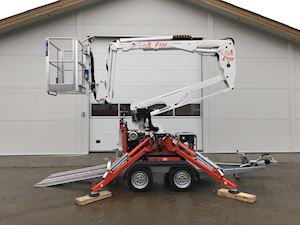 Easy Lift R130 Trailermountet lifts