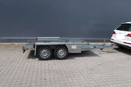 Trailer - NYSYNET - vægt 350kg Trailermountet lifts